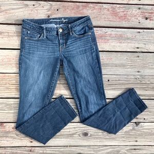 American Eagle AEO Skinny Stretch Jeans Size 8